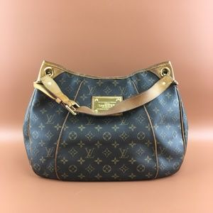 Preowned Louis Vuitton Galliera PM Monogram Canvas
